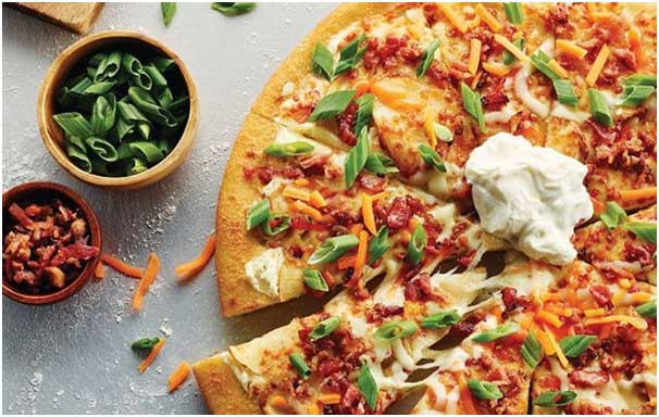 Pamper Yourself With Delightful Toppings Of Pizzas