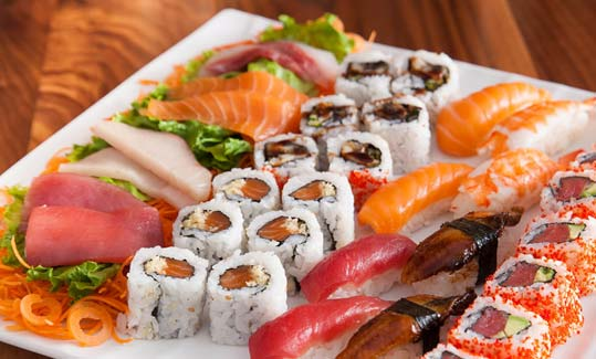 The Top 4 Sushi Restaurants in Boston