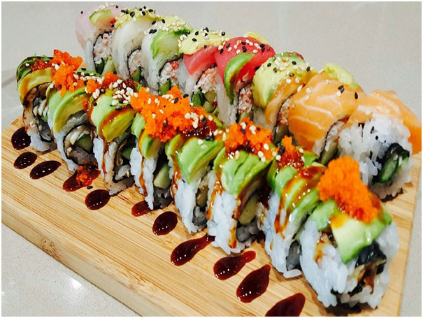 Try the Best Sushi from the Best Restaurant in Boston